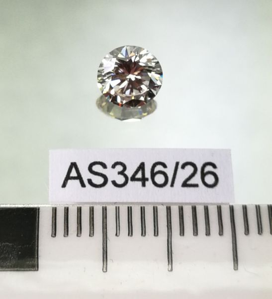 Brillant 0,57ct K/if